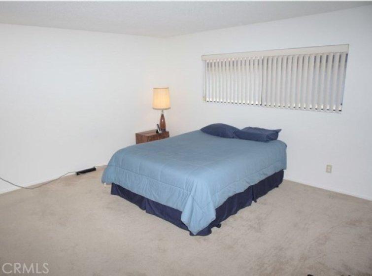 HUGE Master Bedroom w/ LARGE Walk in Closet