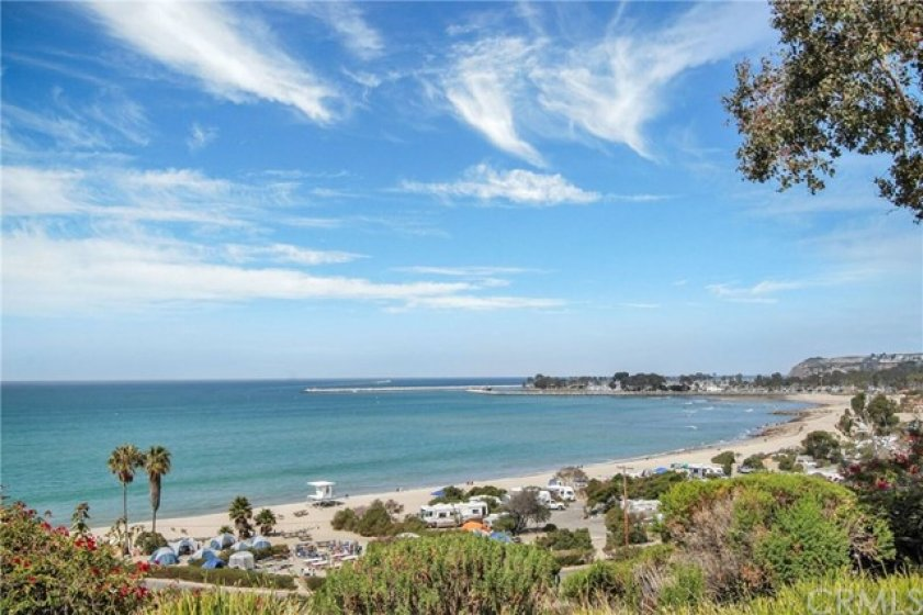 Dana Point area photo, Doheny Beach State Park, Dana Point Harbor, and Dana Point Headland