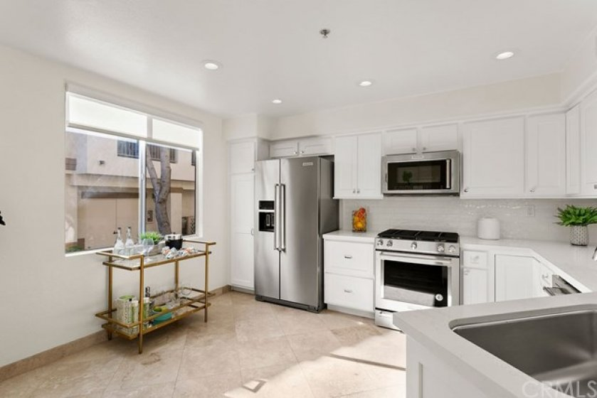 Be the first to use your new gas range, dishwasher, refrigerator and new cabinets.