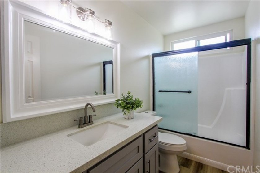 UPSTAIRS BATHROOM - NEWLY REMODELED