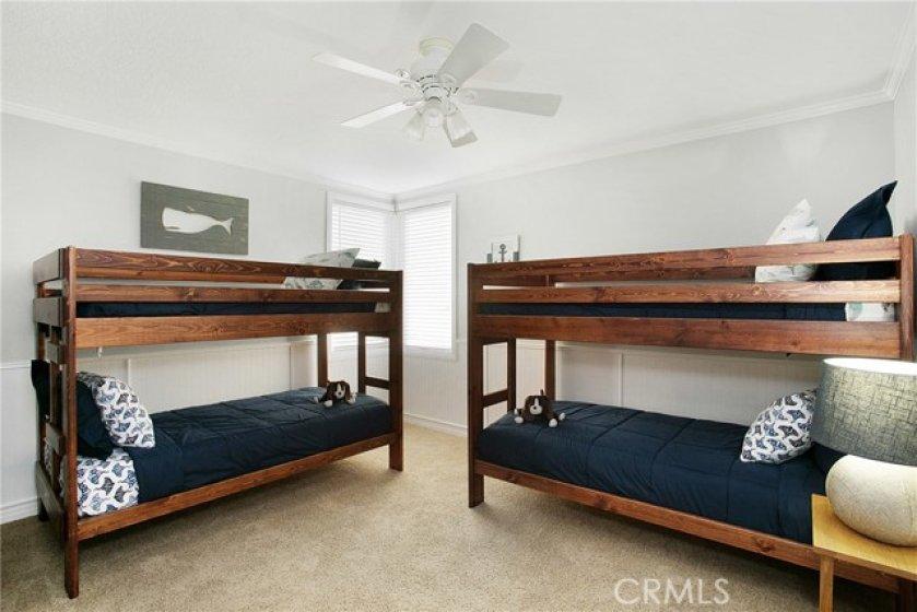 Bunk Room / Bedroom #4