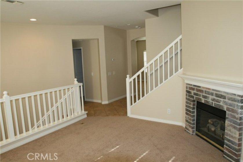 Main Floor Living/Family Room