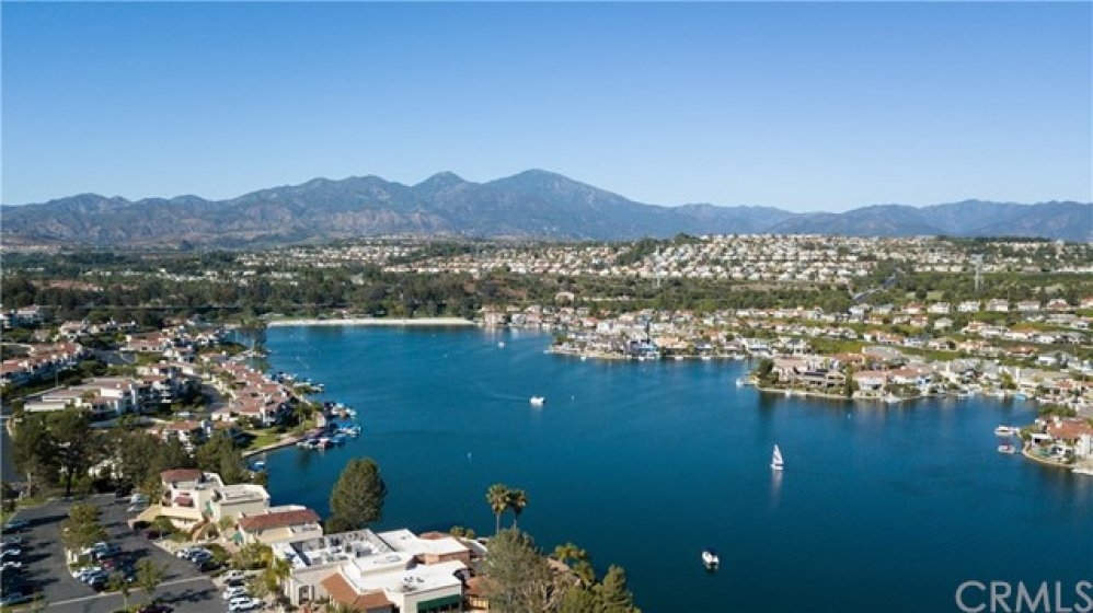 Beautiful Lake Mission Viejo is for Mission Viejo residents only.  Don't miss the annual Boat Parade, December 7th