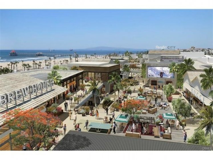 Pacific City -restaurants, coffee shops, retail shops and more!