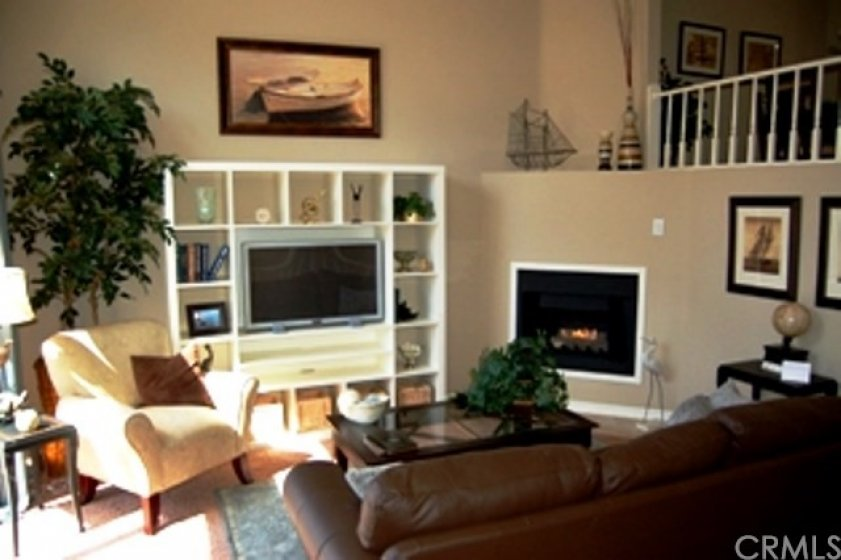 Decorating idea for living room.