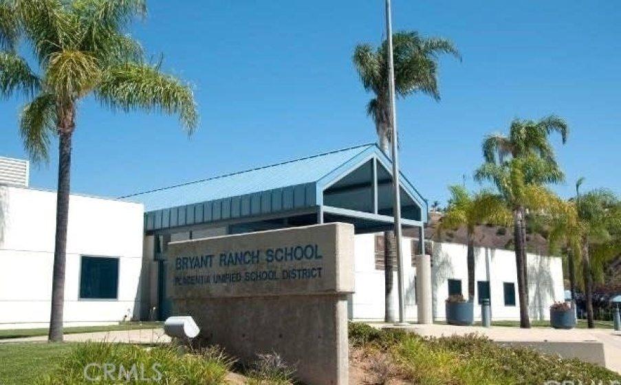 Bryant Ranch Elementary