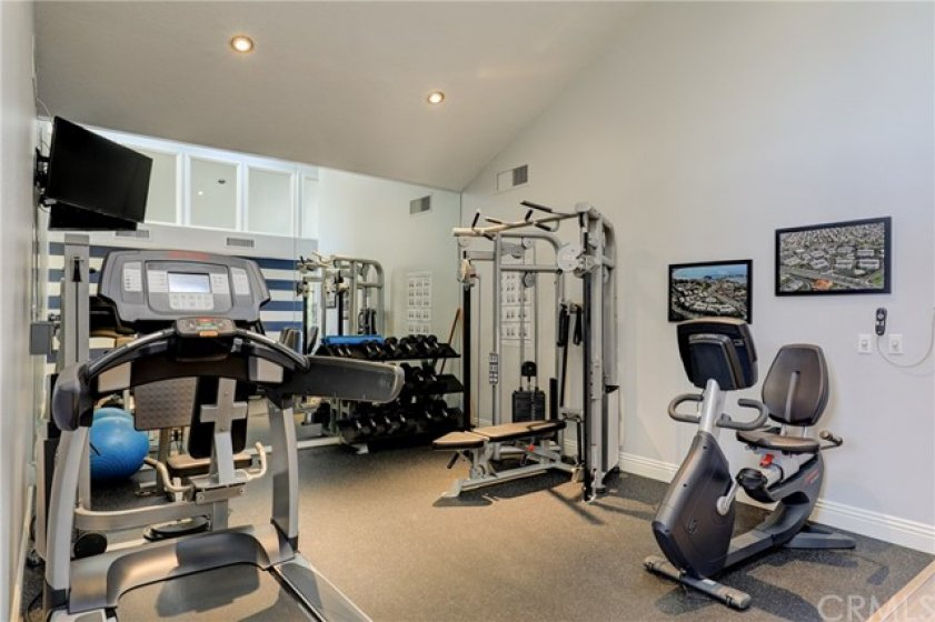 Lantern Bay Villas Exercise room