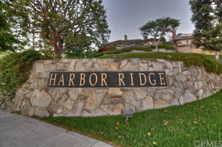 Harbor Ridge is one of Newport Beach['s most exclusive communities with its 330 guard-gated residences ranging in price from about $2 Million to $10 Million.