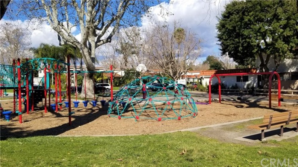 HOA Amenities - Playground #2 (South)