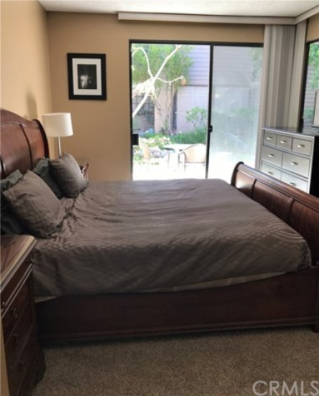 Spacious Master Suite with inviting Expanded Living area Outside