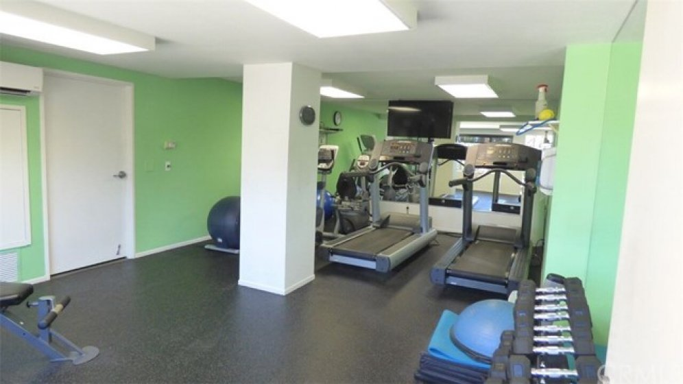 Association fitness room