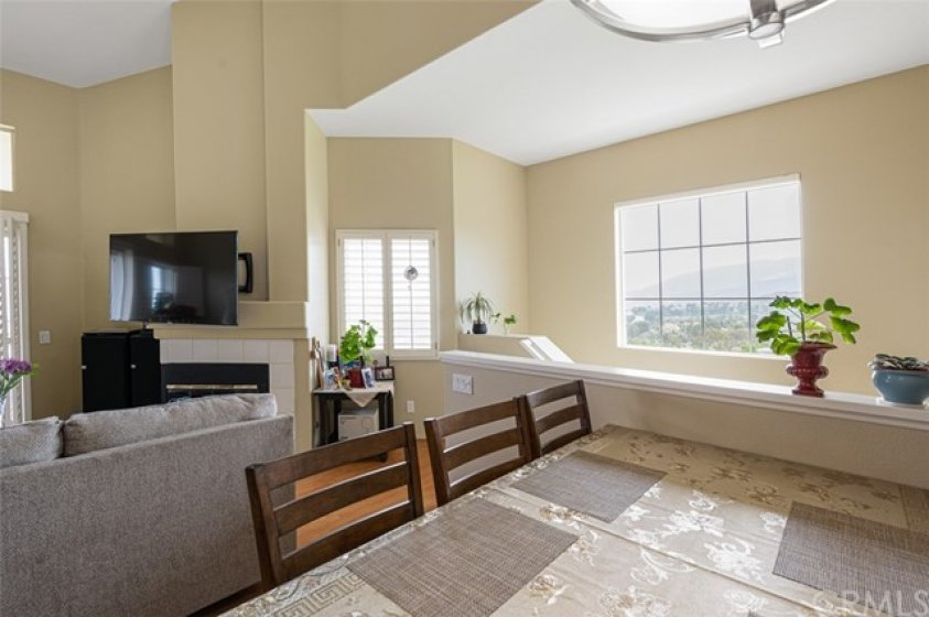 Beautiful views from all windows in the sought after floor plan.