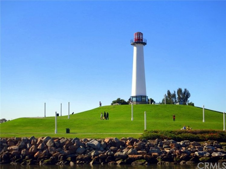 The lighthouse is a 10 minute bike ride from your new condo