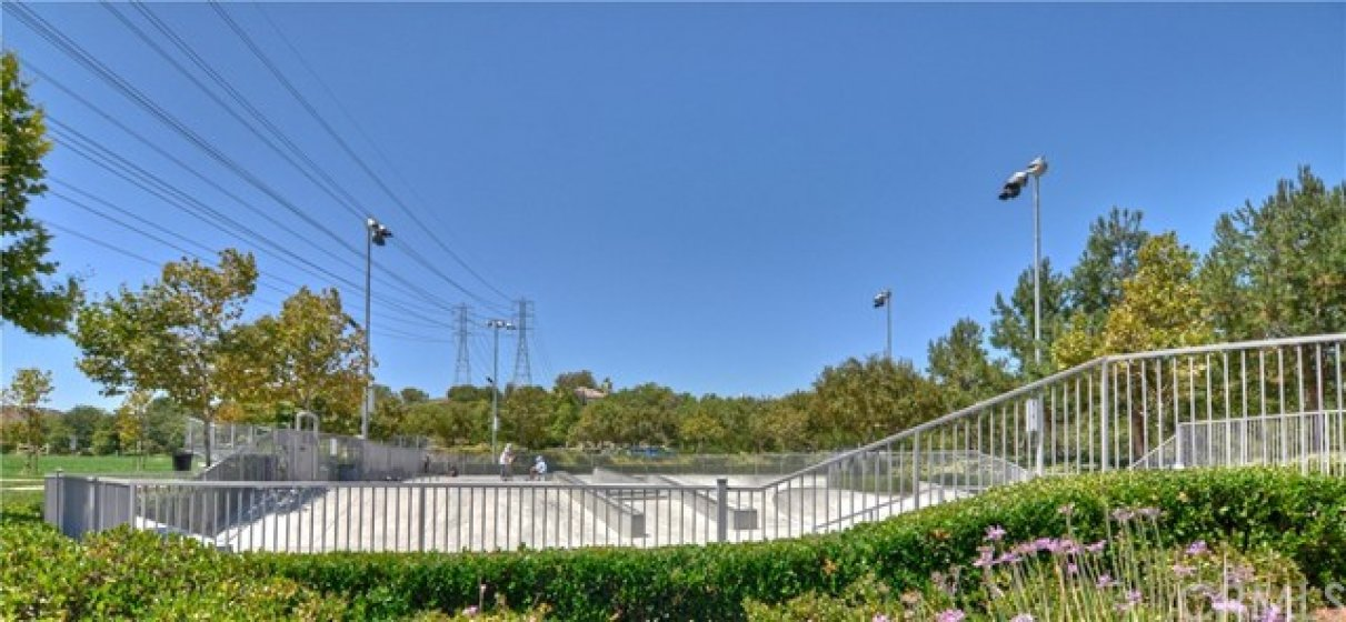 Ladera Ranch skateboard park!