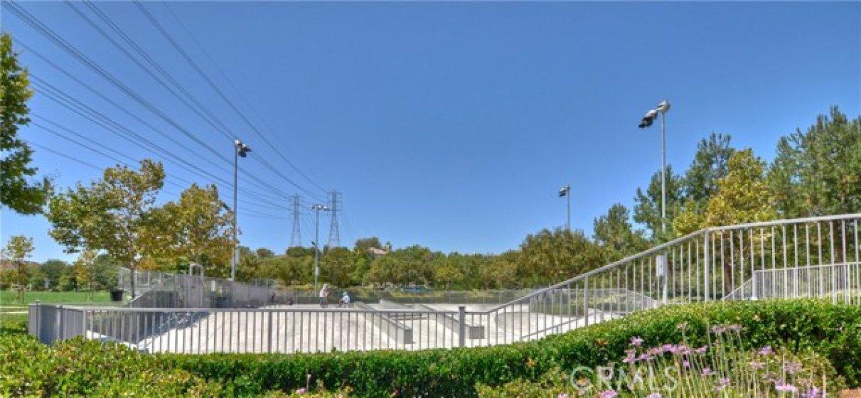Ladera Ranch skateboard park!