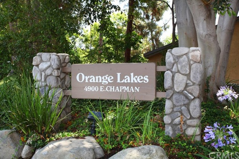 Orange Lakes.