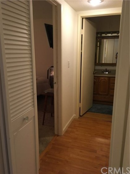 Hall between bedroom 2 & bath 2
