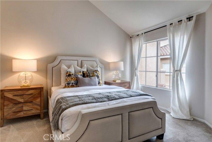 Upper level master bedroom #2