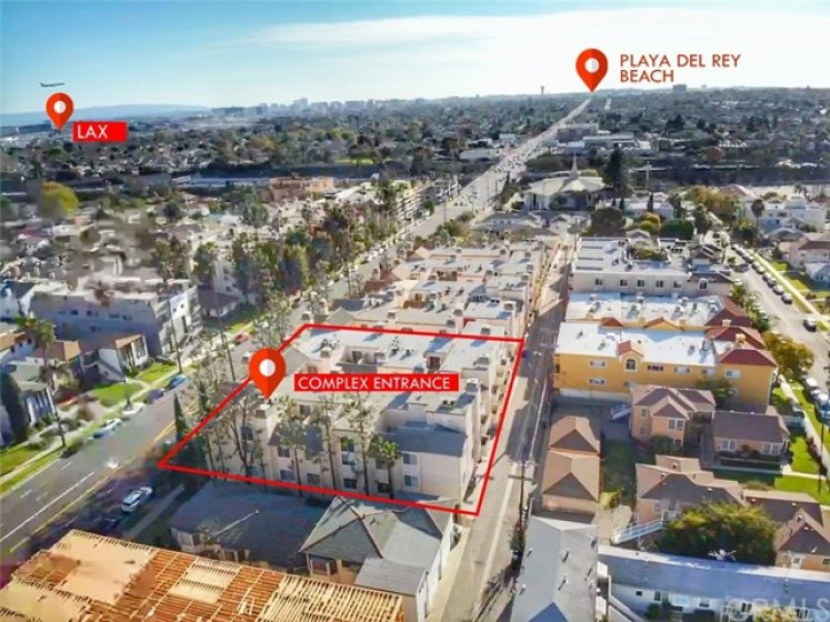 7033 La Tijera J101 - Close to TWO Beaches, LAX, Rams Stadium, Howard Hughes Retail/Dining - COPYRIGHT by Andi Grant