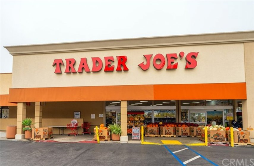 3 minutes to Trader Joes