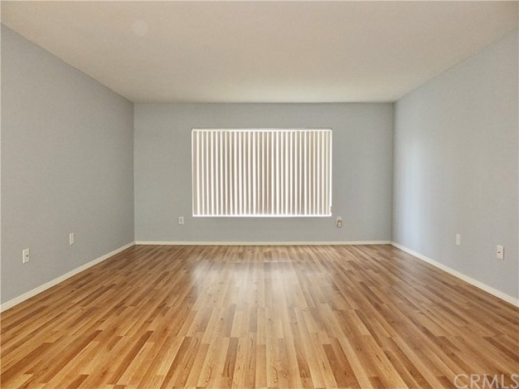 View of Spacious Living Room
