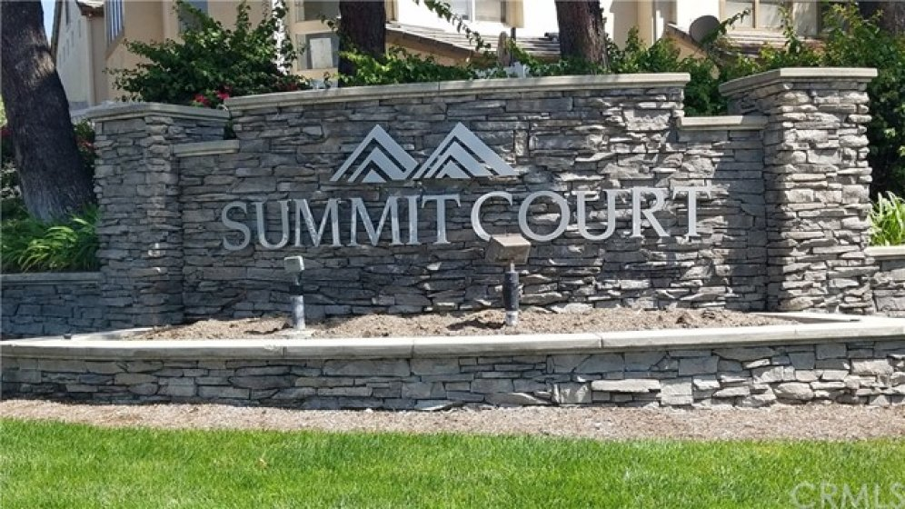 Highly sought after Summit Court Community.