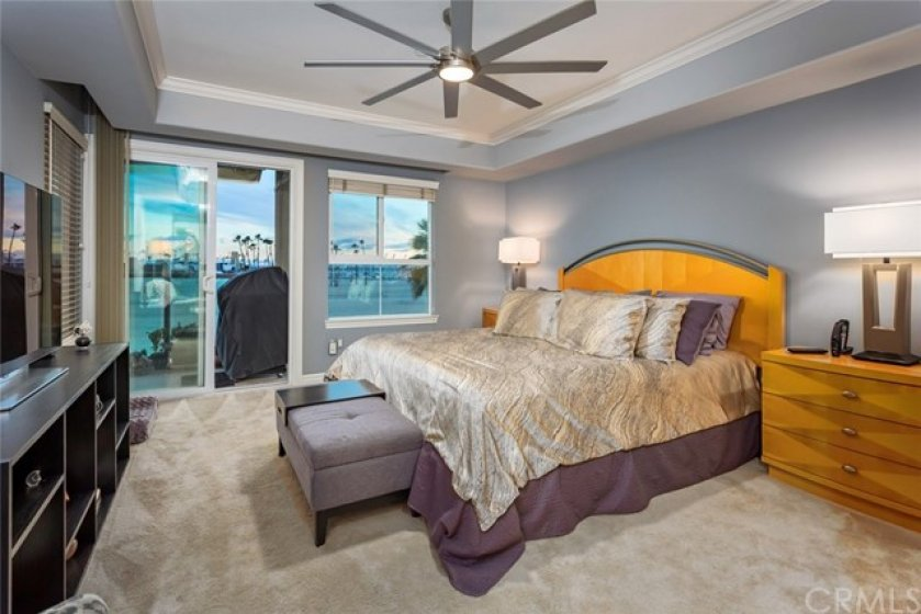 Welcome to Your Master Suite with Magnificent Views from Your Suite