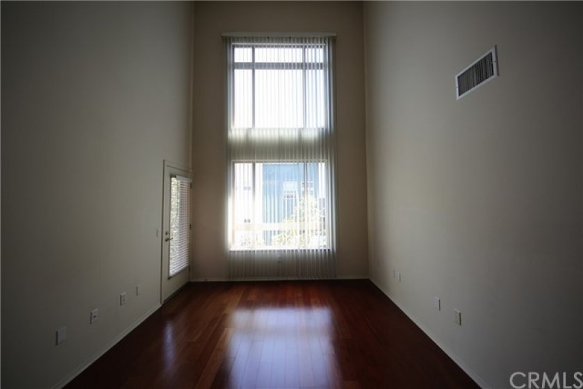 Living Room - View from First Floor