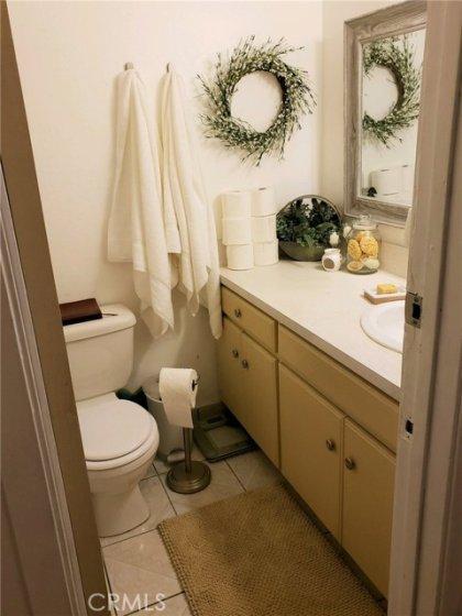 Bathroom - Right Side