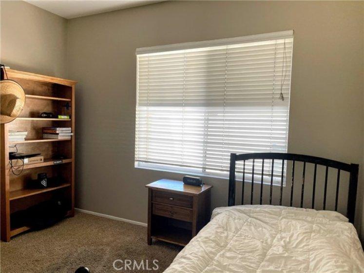 Downstairs bedroom or  office