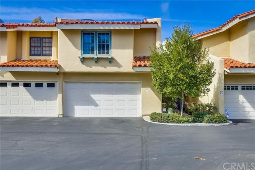 Featuring 2 spacious bedrooms, 2.5 baths and an attached TWO-CAR garage!