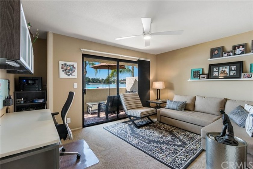 Third Bedroom with Lake view