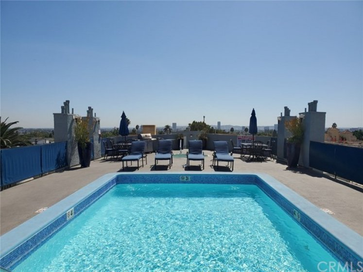Rooftop Pool with 360 View!!  You literally have to get up here and take it all in!