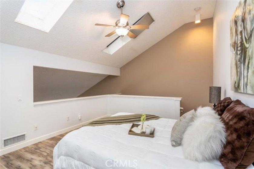 Loft/Bedroom.