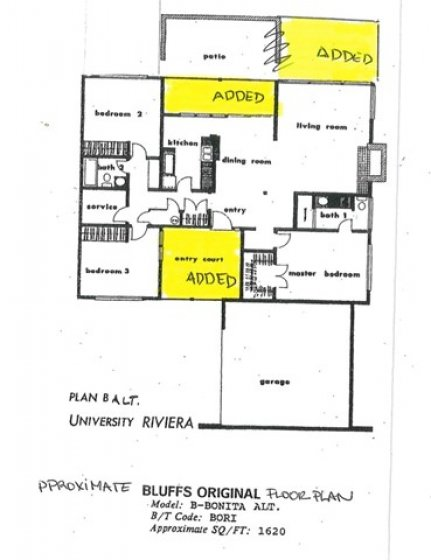 Approximate floor plan