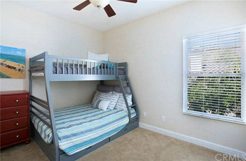 3 additional spacious secondary bedrooms