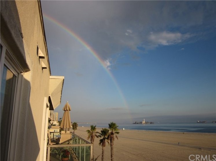 """""""Some Where Over The Rainbow...""""  The pot of gold is here and waiting for you to enjoy."""