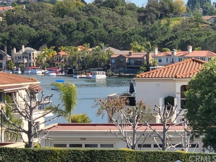 Gorgeous Lake Mission Viejo View