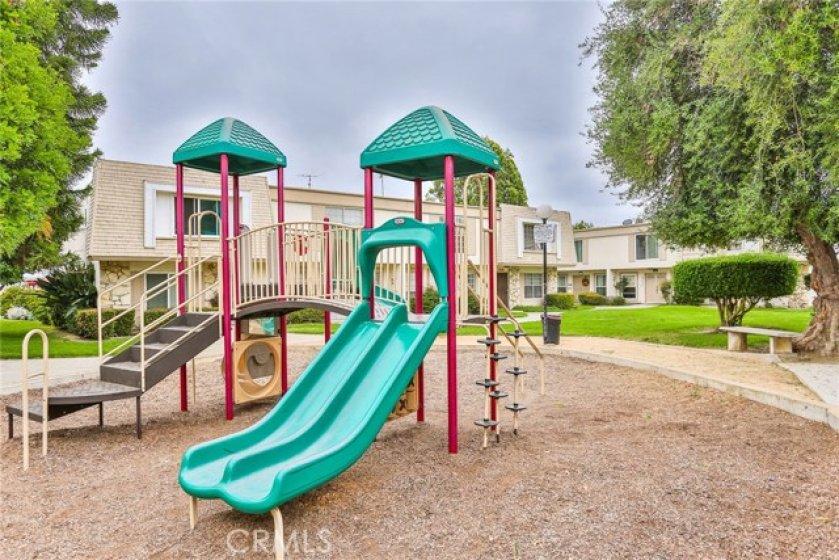 Community Playground / Play Area