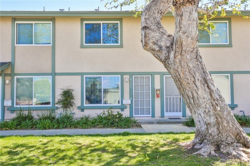 4721 Arena Cir.  2 story 2 bedroom 2 bath townhome in Huntington Beach is about a mile to the beach!