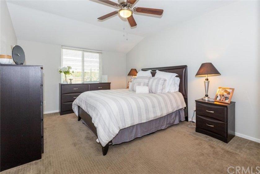 Great size bedrooms. Bedroom 1.