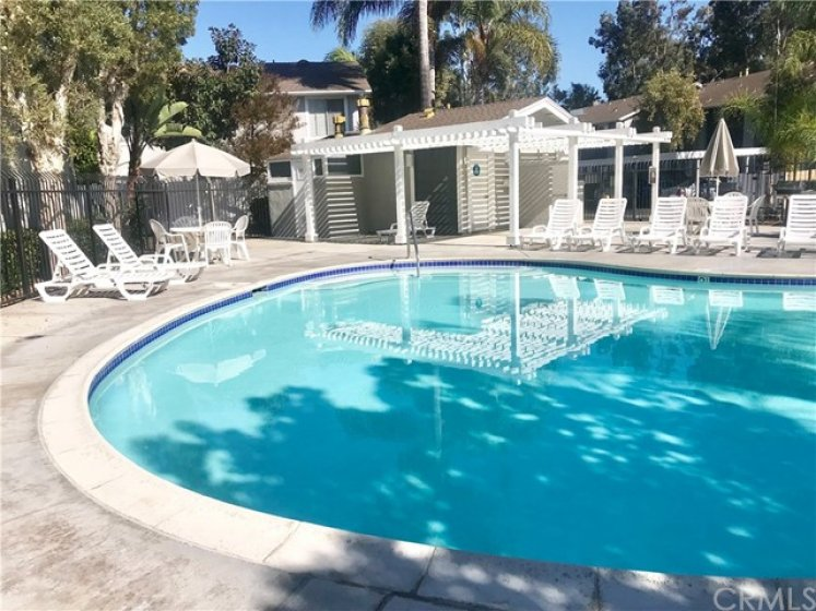 Beautifully Maintained Community Pool