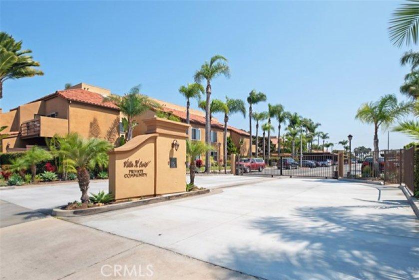 Villa St. Croix is a Gated Community