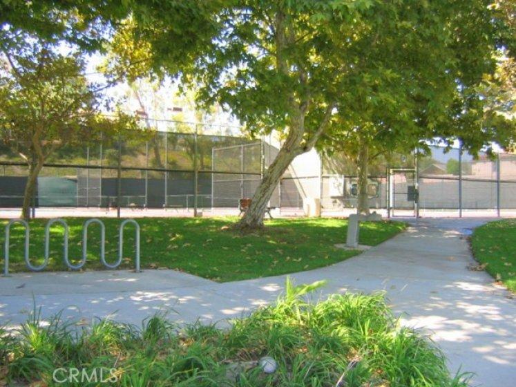 Mesa Linda Park Tennis Courts