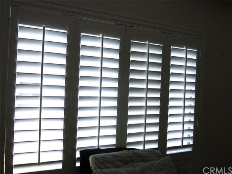 Upgraded shutters