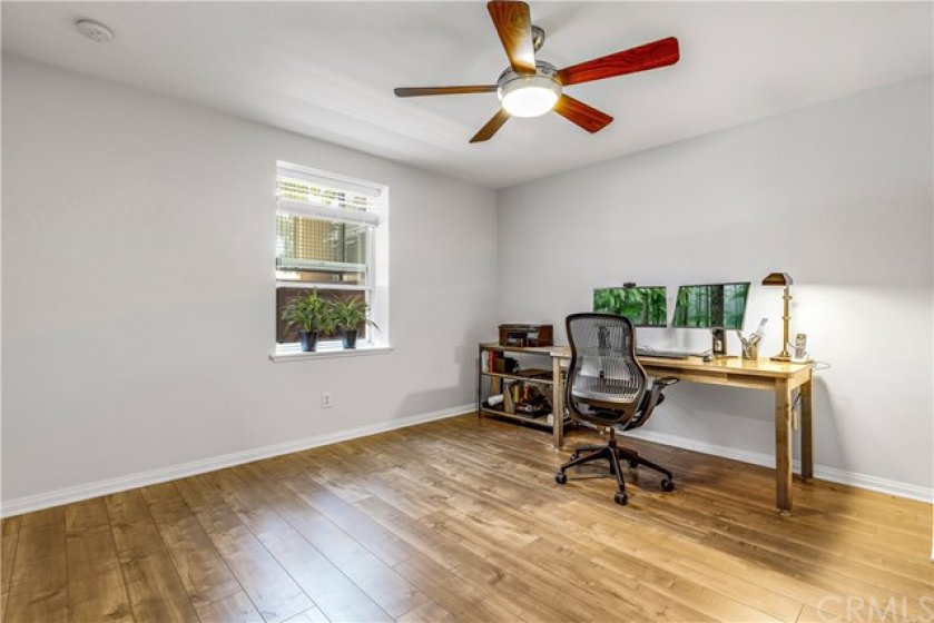 1st floor office or possible 4th bedroom