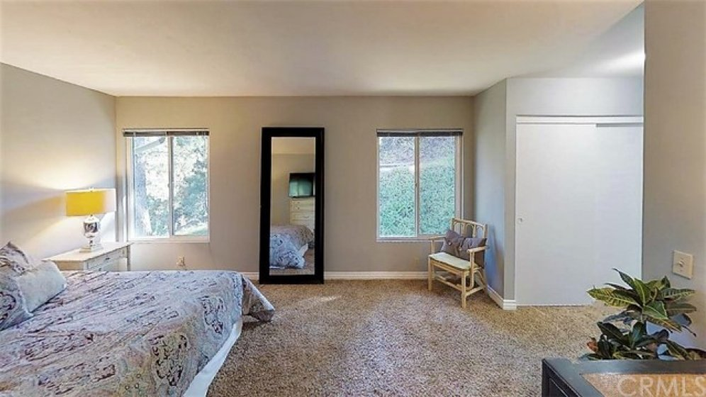 Another view of larger master suite.
