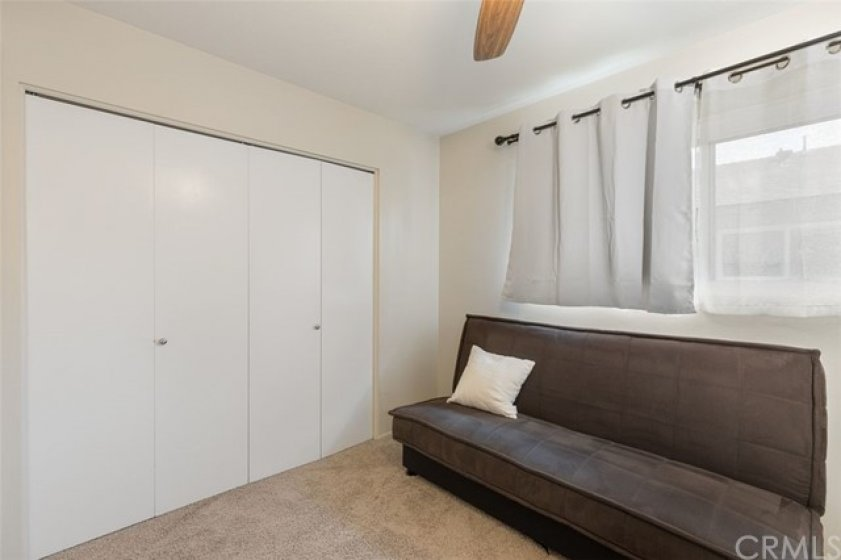 Secondary Bedroom or Office