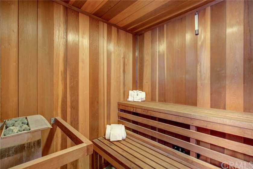 Full size sauna in the privacy of your own home.