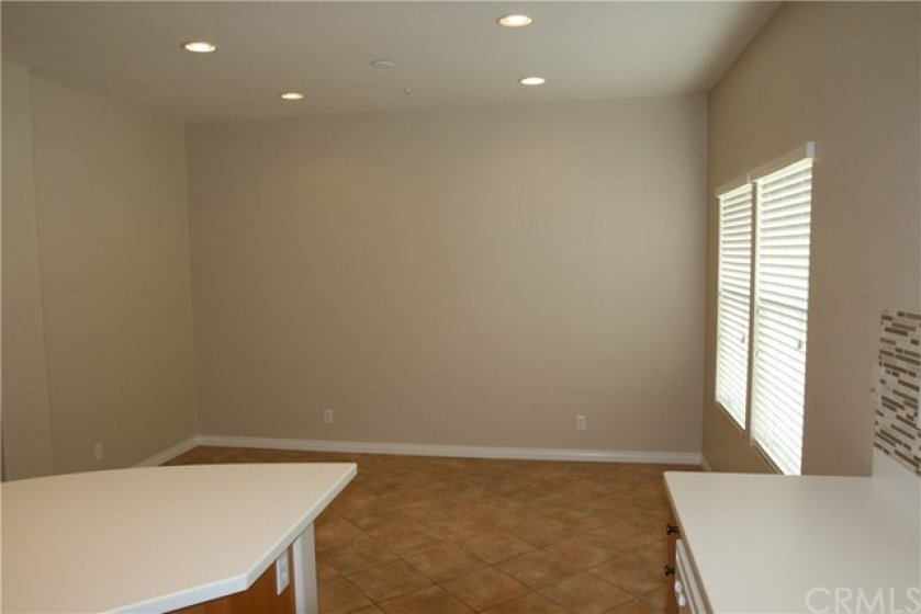 Main Floor Dining Area